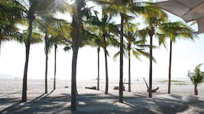 Private beach, snorkeling, water skiing, windsurfing