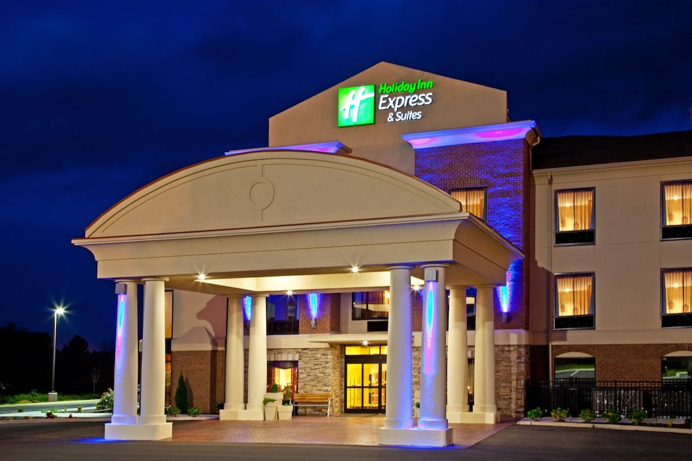 Holiday Inn Express Hotel & Suites Franklin in Bowling Green ... on map of red roof inns, map of hampton inns, map of holiday travel, map of la quinta inns,