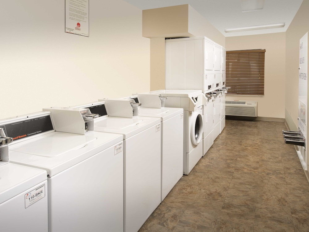 Laundry Room, WoodSpring Suites San Antonio North Live Oak I-35