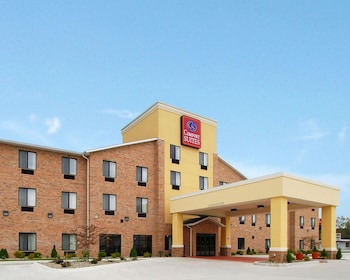Comfort Suites University Area - South
