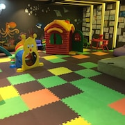 Aire de jeux - intérieure