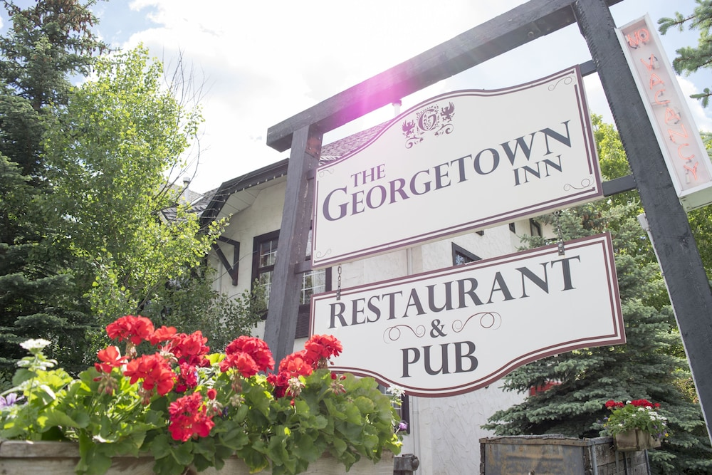Front of Property, The Georgetown Inn