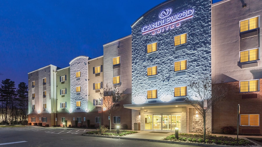 Candlewood Suites Richmond Airport, an IHG Hotel