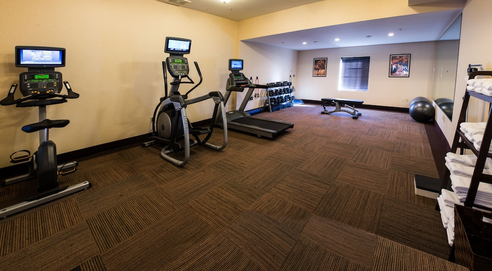 Fitness Facility, Staybridge Suites Harrisburg