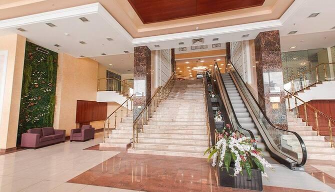 Grand Hotel Kazan Kasan Hotelbewertungen 2021 Expedia De