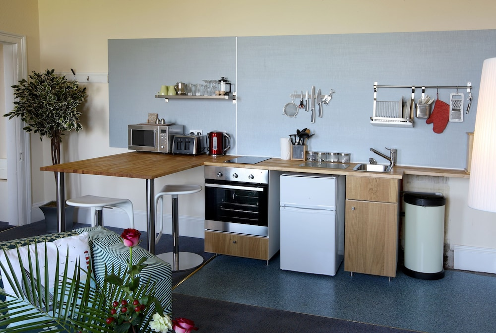 Private Kitchenette, Discovery Accommodation