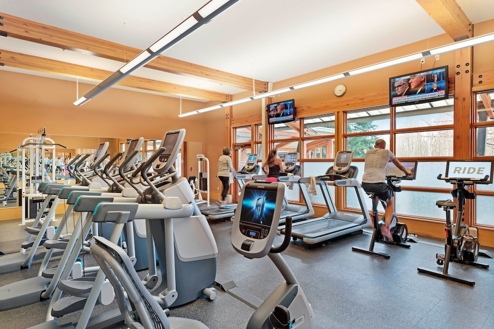 Fitness Facility, Cedarbrook Lodge