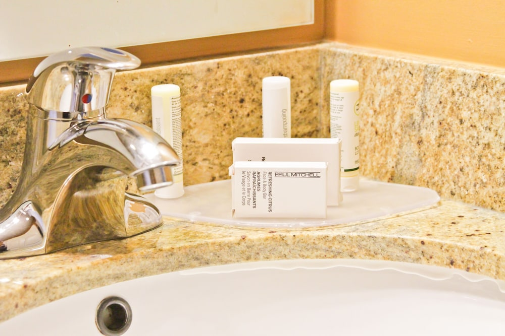 Bathroom Amenities, Towneplace Suites by Marriott Broken Arrow