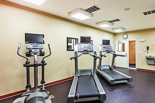Fitness Facility, Towneplace Suites by Marriott Broken Arrow