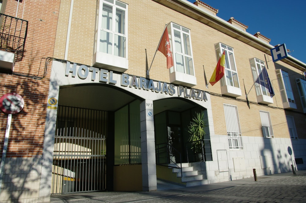 Hotel Barajas Plaza Madrid In Madrid Hotel Rates