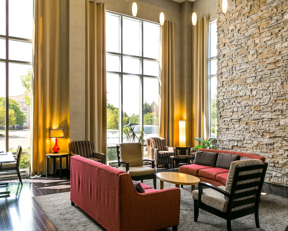 Cambria Hotel Columbus Polaris 3 0 Out Of 5 Exterior Featured Image Lobby