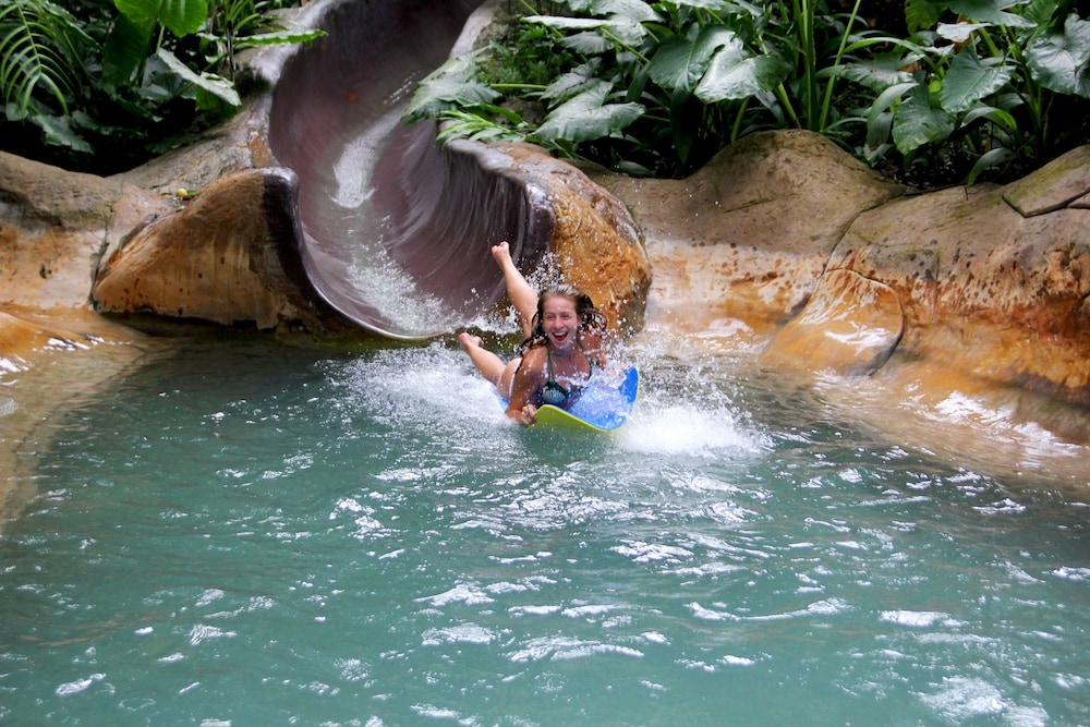 Waterslide, The Springs Resort and Spa at Arenal