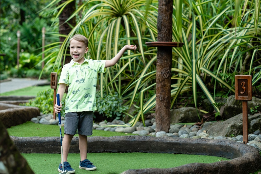 Mini-Golf, The Springs Resort and Spa at Arenal