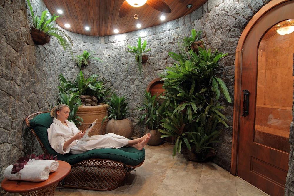 Spa Reception, The Springs Resort and Spa at Arenal
