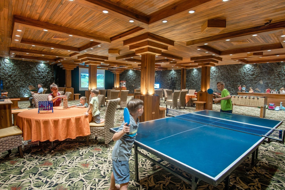 Game Room, The Springs Resort and Spa at Arenal
