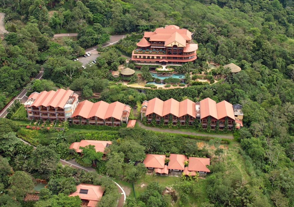 Aerial View, The Springs Resort and Spa at Arenal