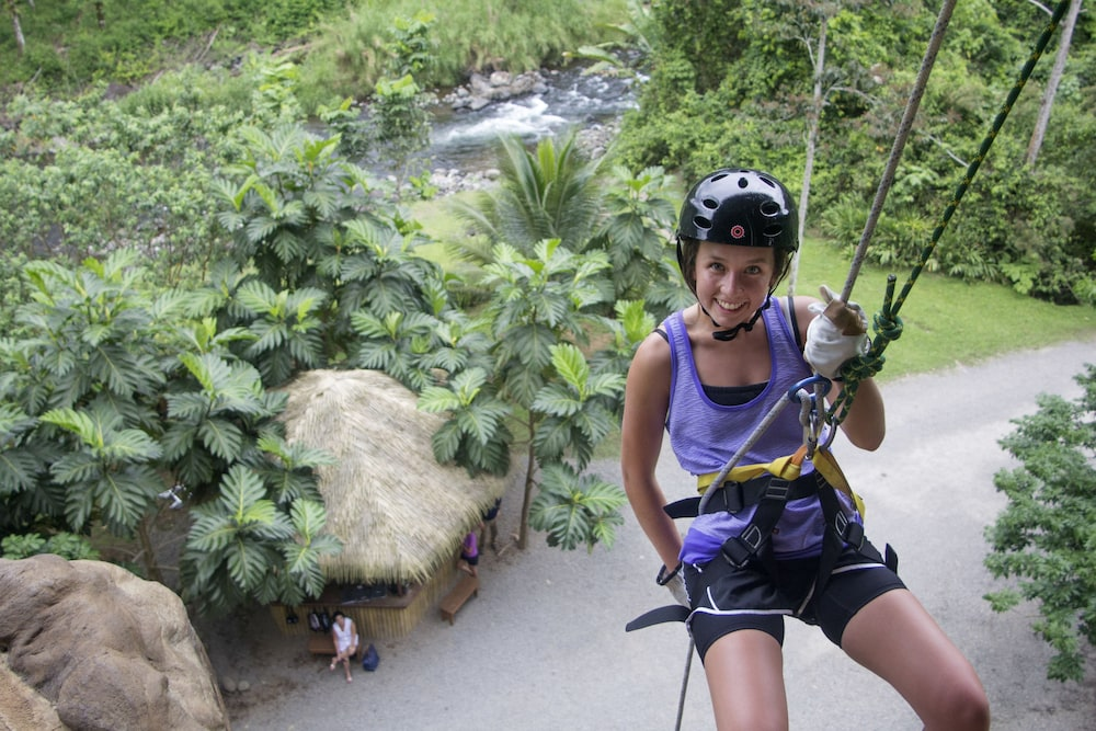 Outdoor Rock Climbing, The Springs Resort and Spa at Arenal