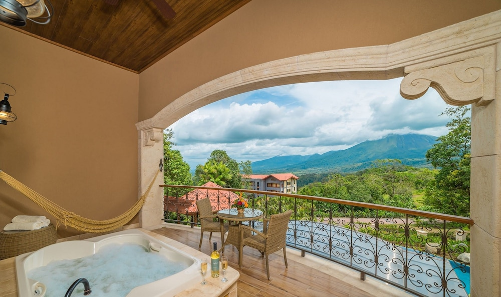 Balcony, The Springs Resort and Spa at Arenal