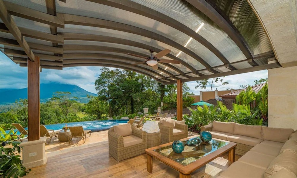 Terrace/Patio, The Springs Resort and Spa at Arenal