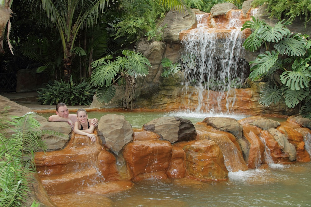 Hot springs, The Springs Resort and Spa at Arenal