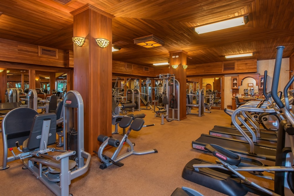 Fitness Facility, The Springs Resort and Spa at Arenal