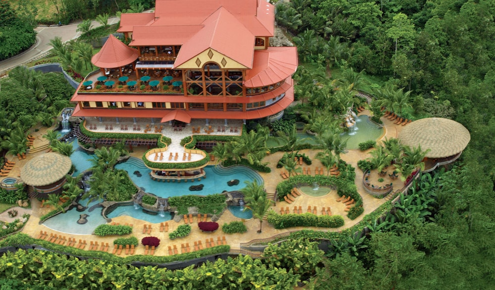Reception, The Springs Resort and Spa at Arenal