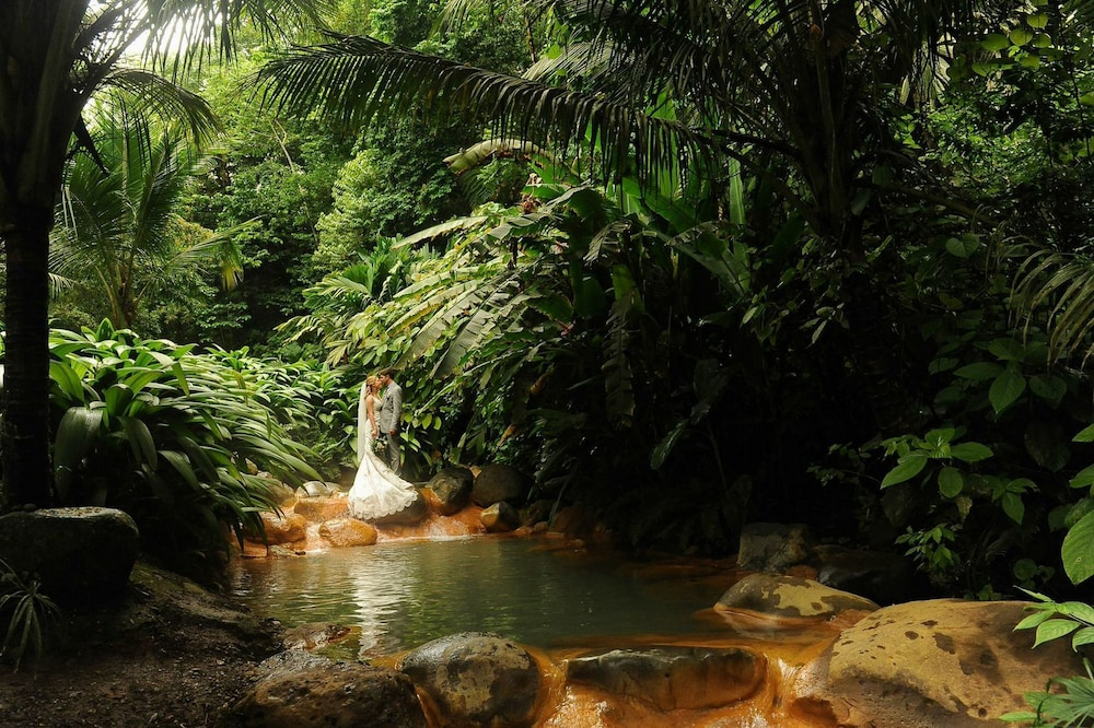Outdoor Wedding Area, The Springs Resort and Spa at Arenal