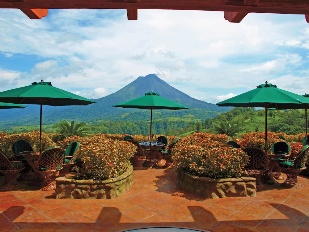 Breakfast Area, The Springs Resort and Spa at Arenal