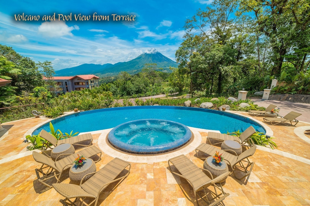 Mountain View, The Springs Resort and Spa at Arenal