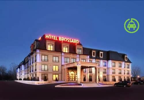 Check Expedia for Availability of Hôtel Brossard