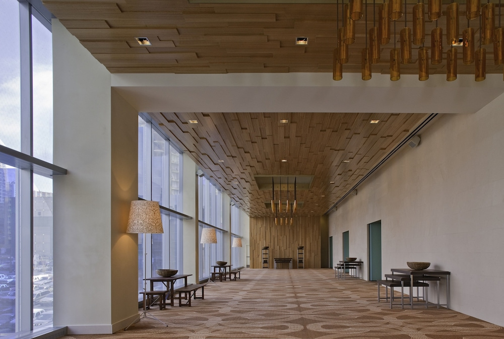 Banquet Hall, Hyatt At Olive 8