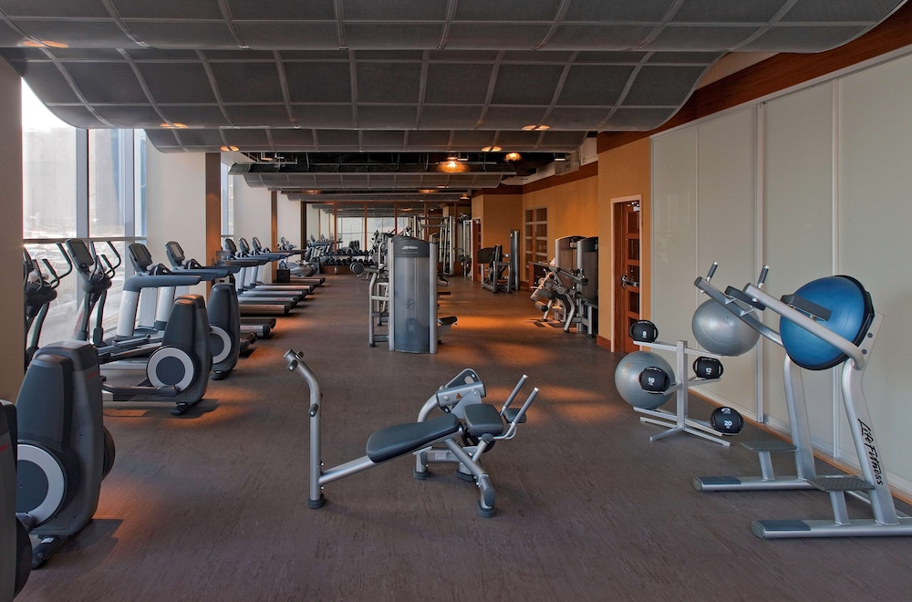 Fitness Facility, Hyatt At Olive 8