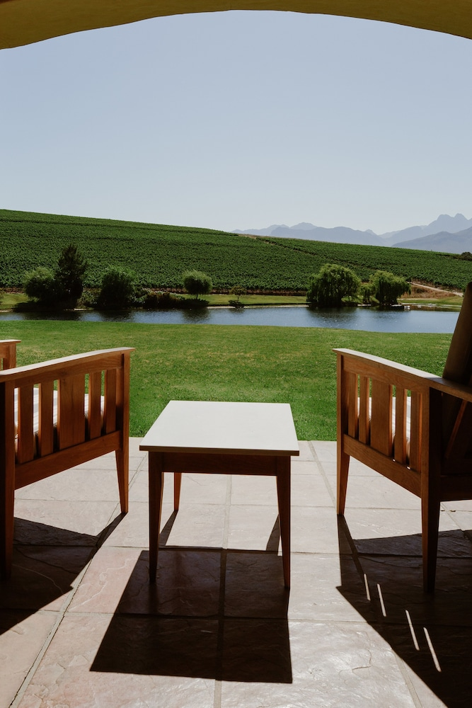 Terrace/Patio, Asara Wine Estate & Hotel