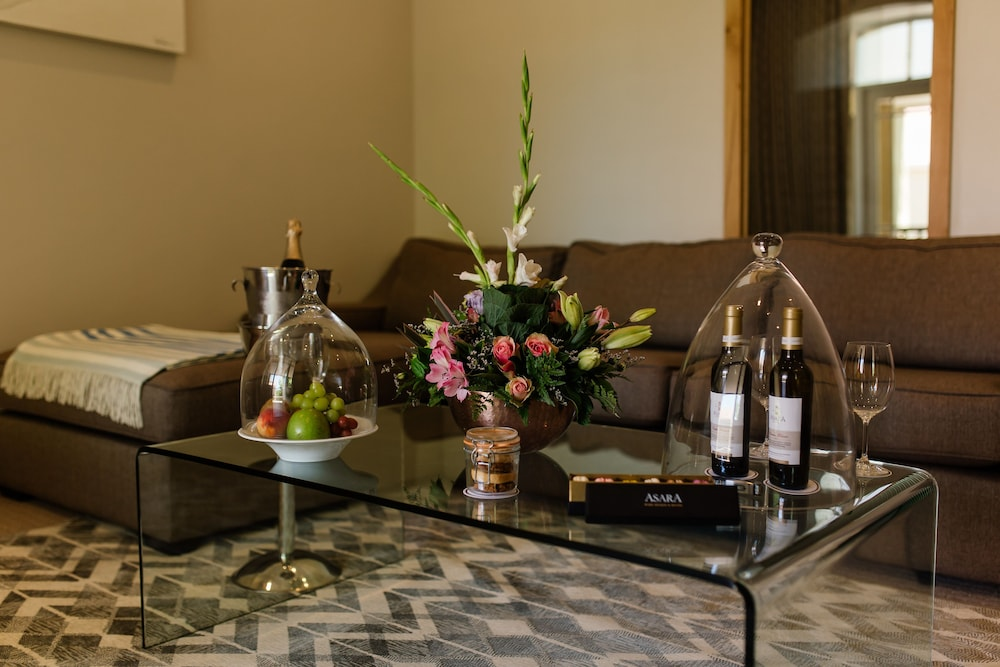 Living Area, Asara Wine Estate & Hotel