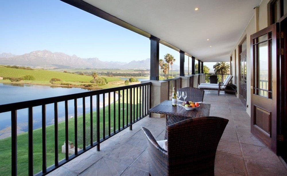 View from Room, Asara Wine Estate & Hotel