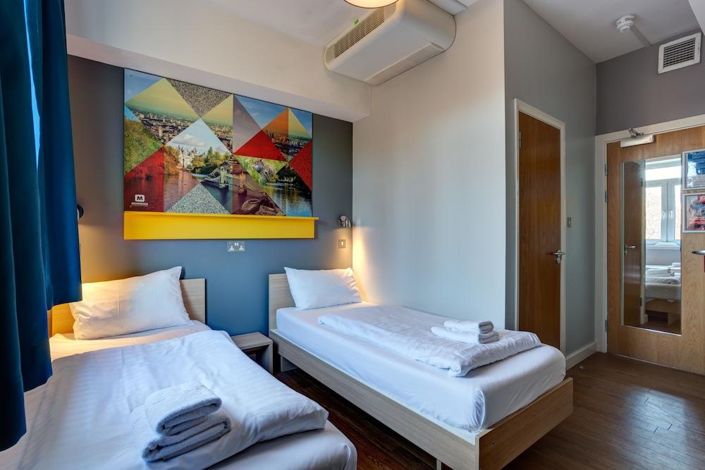 Meininger Hotel London Hyde Park Hostel 2019 Room