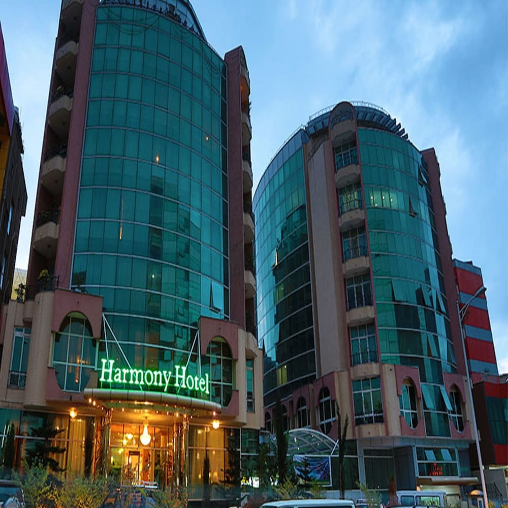 Featured Image, Harmony Hotel