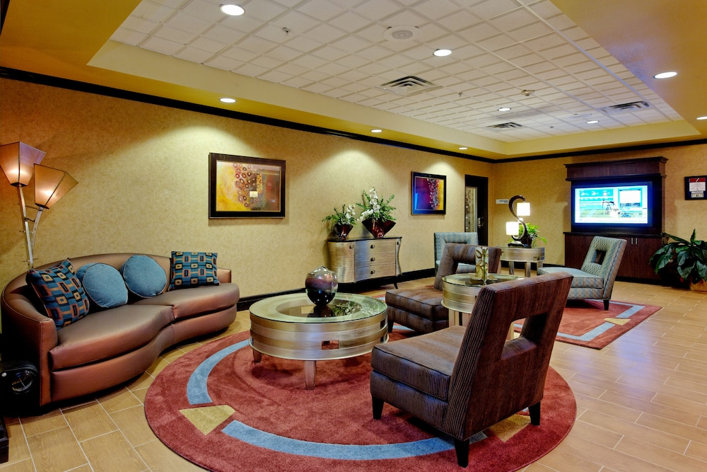Lobby, Holiday Inn Express Hotel & Suites Odessa