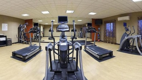 Gym, Holiday Inn Express Hotel & Suites Odessa