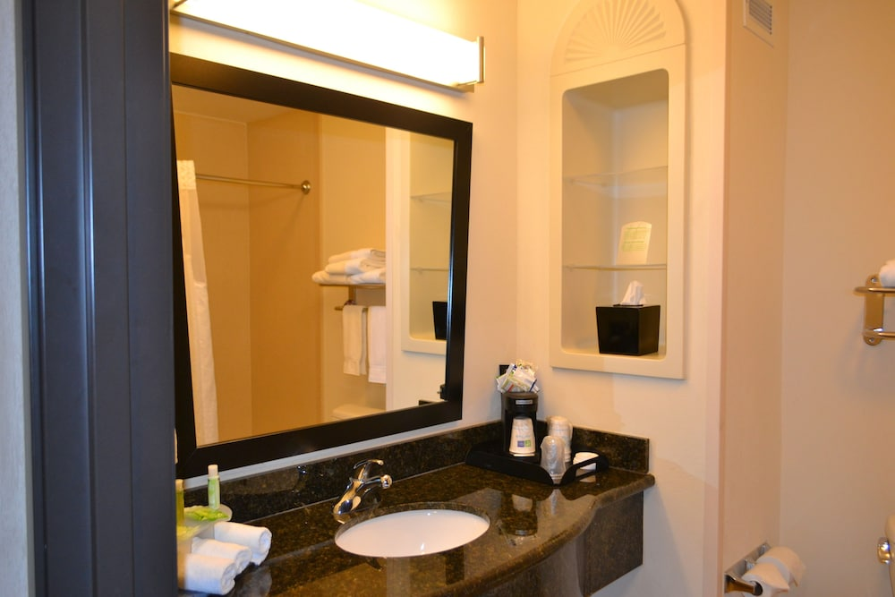 Bathroom, Holiday Inn Express Hotel & Suites Odessa