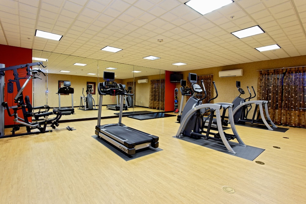 Fitness Facility, Holiday Inn Express Hotel & Suites Odessa