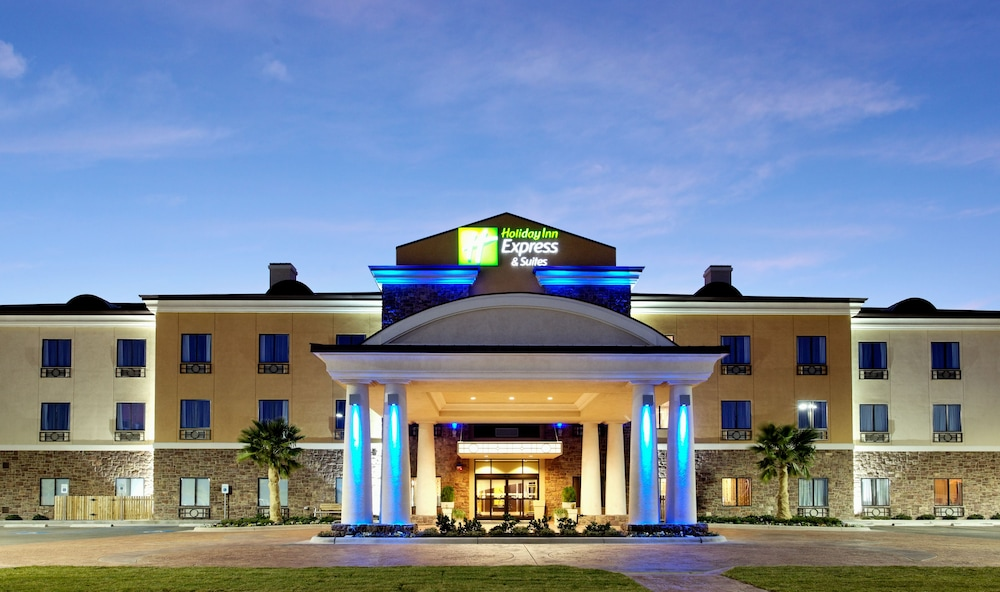 Exterior, Holiday Inn Express Hotel & Suites Odessa