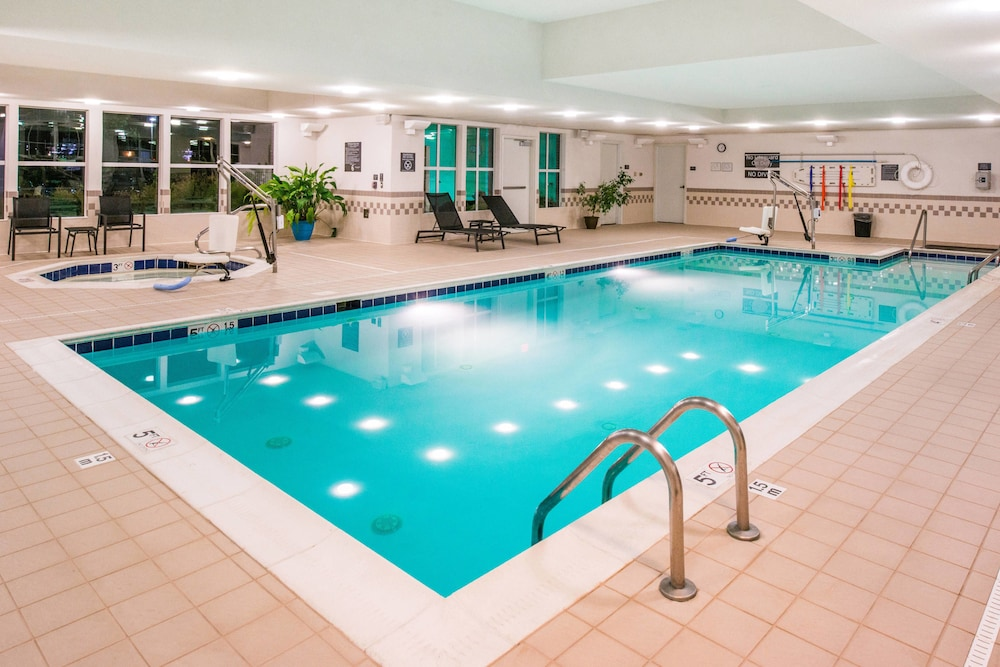 Indoor Pool, Residence Inn Marriott Waynesboro