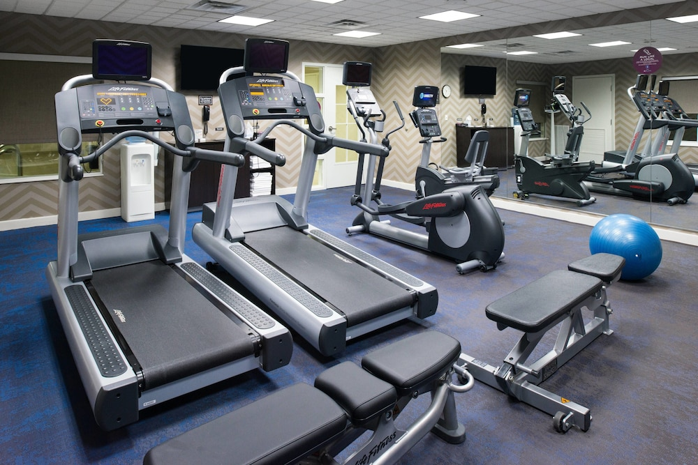 Fitness Facility, Residence Inn Marriott Waynesboro