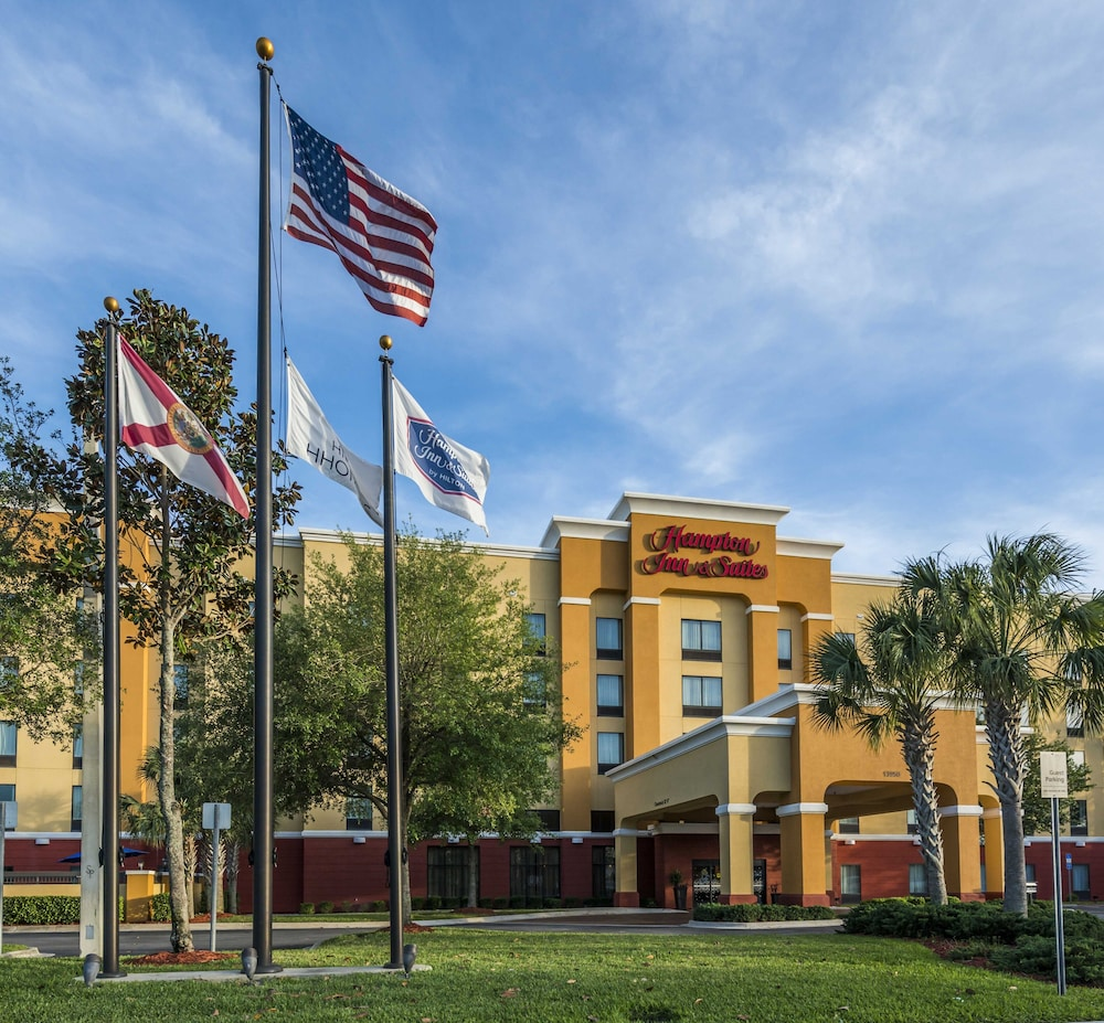 Front of Property, Hampton Inn & Suites Jacksonville South - Bartram Park