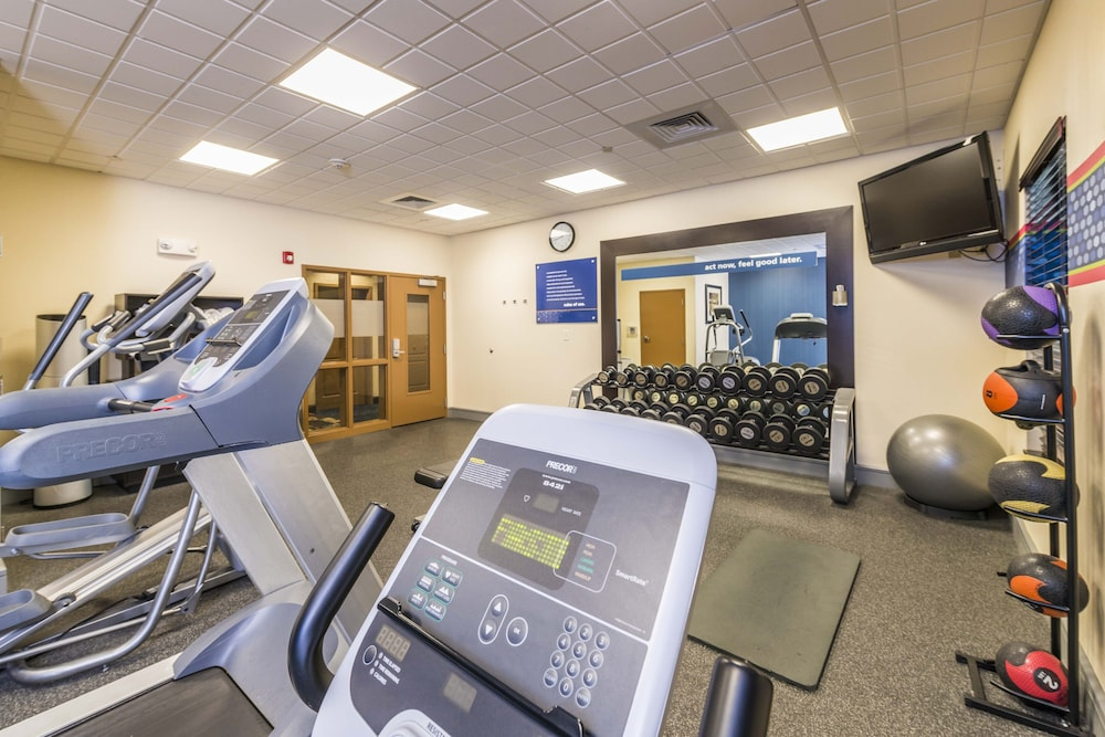 Fitness Facility, Hampton Inn & Suites Jacksonville South - Bartram Park