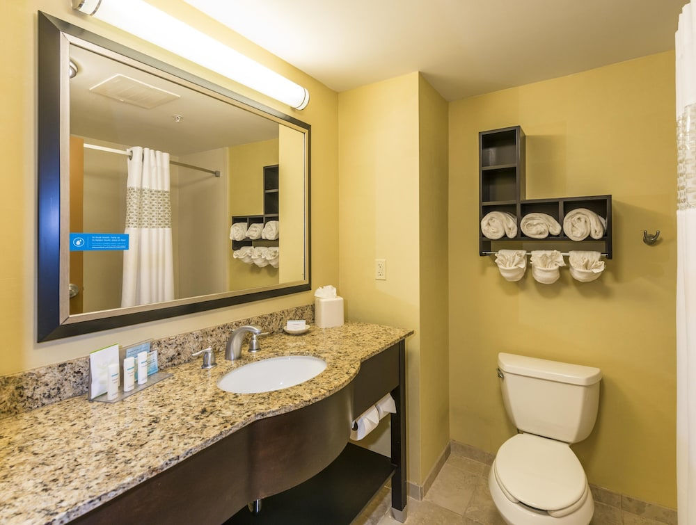 Bathroom, Hampton Inn & Suites Jacksonville South - Bartram Park
