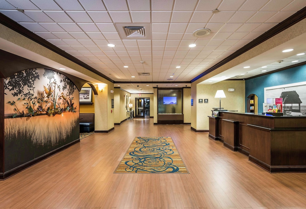 Reception, Hampton Inn & Suites Jacksonville South - Bartram Park