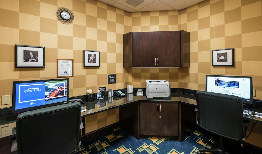 Business Center, Hampton Inn & Suites Jacksonville South - Bartram Park