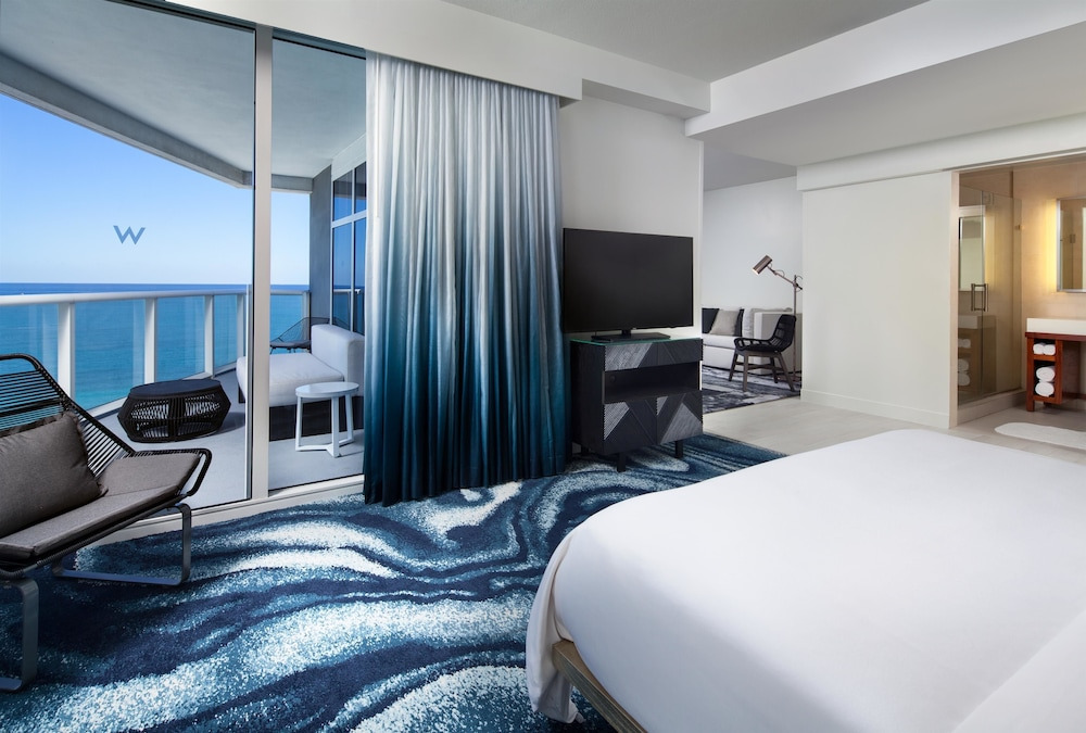 W Fort Lauderdale In Fort Lauderdale Hotel Rates Reviews On Orbitz